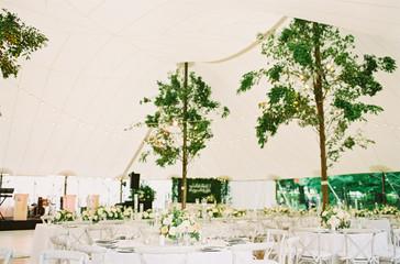 Hudson Valley New York Wedding Decor and Details