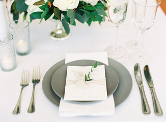 Hudson Valley New York Wedding Decor and Details