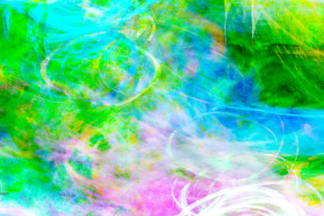 Art abstract colorful pattern background: