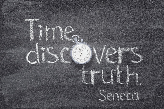 time truth Seneca