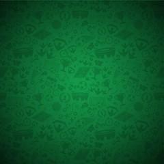 Football, Soccer seamless pattern vector