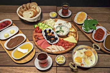 Rich Turkish Breakfast