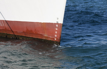 ship water line