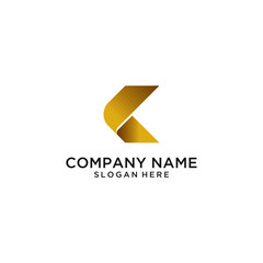 K business logo design