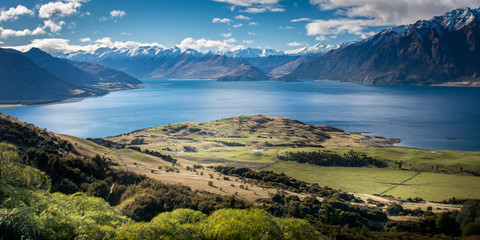 Wall Mural - New Zealand Travel Wanaka Lake View