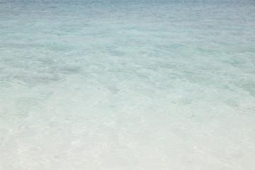 Blue Sea background texture