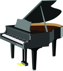 Piano Music Instrument