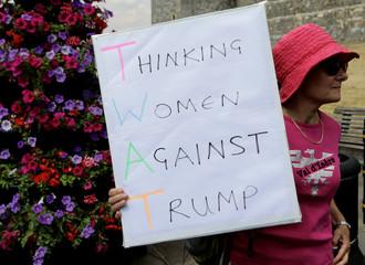 Protests at Windsor Castle