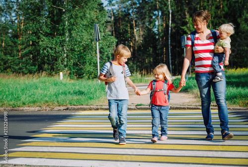 Image result for Royalty free taking children to school