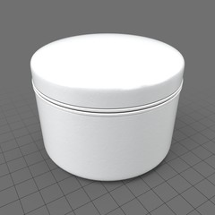 Small product jar