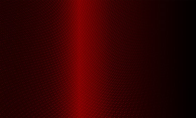 Dark red texture background with a silhouette of a set of dots, like a hole.