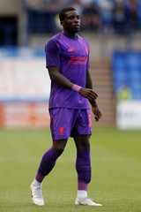 Pre Season Friendly - Tranmere Rovers v Liverpool