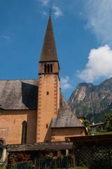 Scorci di Tesero, Val di Fiemme, Trento, Trentino Alto Adige, Italia