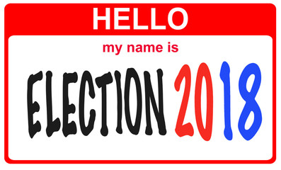 hello my name is election 2018