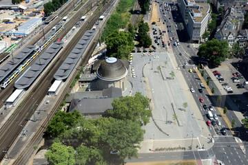 Deutzer Bahnhof in Köln