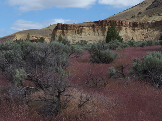 The incredible and uniquely colorful geology of Eastern Oregon