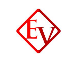 red rhombus typography alphabet typeset typeface logotype font image vector icon