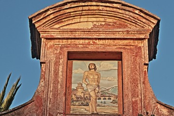 Roma, Chiesa di San Sebastiano