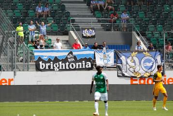 Pre Season Friendly - FC St. Gallen v Brighton & Hove Albion