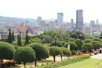 View on Pretoria, South Africa