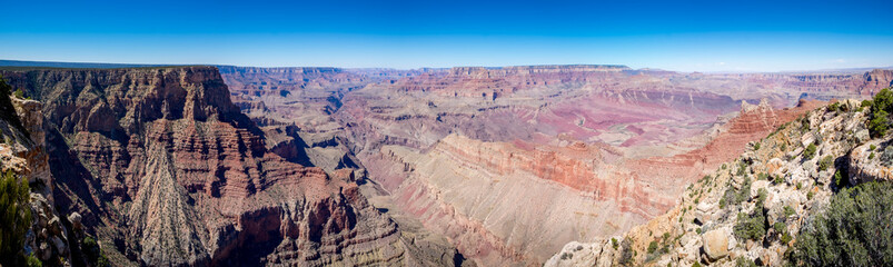 view of grand canyon in utah usa