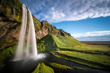 Seljalandsfoss, south of Iceland