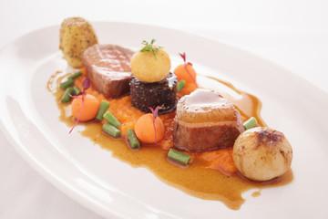 Welsh Lamb Cooked Three Ways