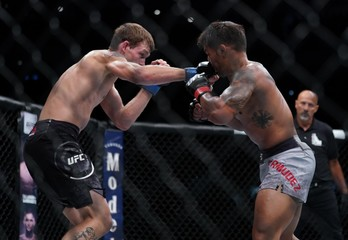 MMA: UFC Fight Night-Boise-Bermudez vs Glenn