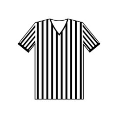 Referee icon vector icon. Simple element illustration. Referee symbol design. Can be used for web and mobile.