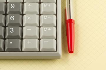 digital calculator for calculations