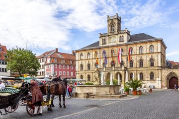 Weimar, Rathaus