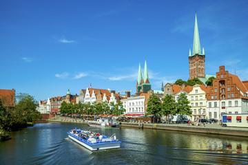 Petrikirche und Marienkirche, Lübeck
