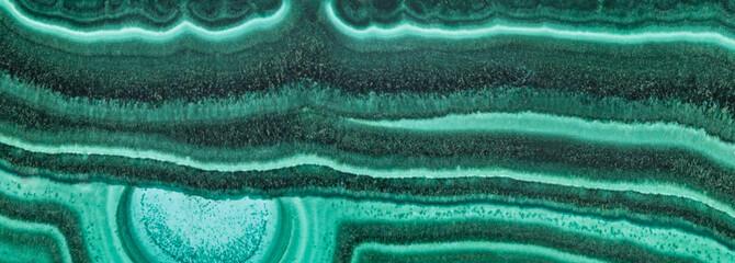 The green malachite. Photo texture. Macro.