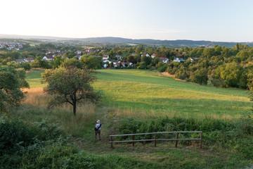 Abend in Heutensbach