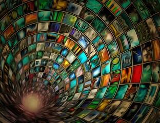 Media Tunnel