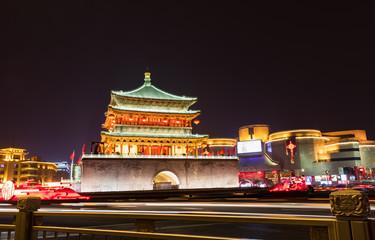 Zhonggu Building, Xi'an, Shaanxi