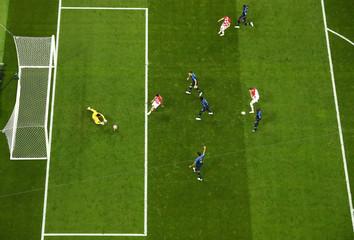 World Cup - Final - France v Croatia