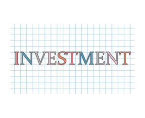 investment concept- vector illustration