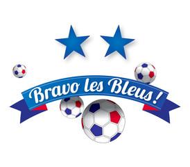 BRAVO LES BLEUS 2 ÉTOILES (copieur: guillaume_photo)