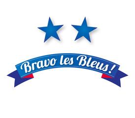 BRAVO LES BLEUS VICTOIRE (copieur: guillaume_photo)