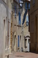 Ruelle typique de Provence, Sud de la France