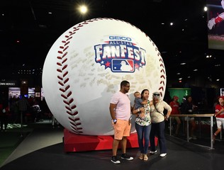MLB: All Star Game-Fan Fest