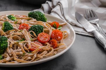 Broccoli pasta delish simple