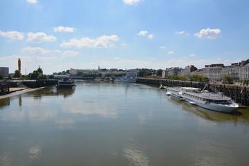 Nantes - Le port