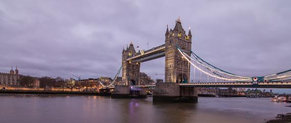 Photo sur Plexiglas Londres Tower Bridge, Londres, Inglaterra