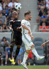 MLS: Portland Timbers at Los Angeles FC