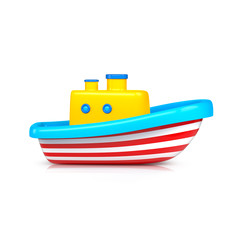 Ship toy