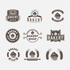 Bakery logo designs