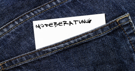 Modeberatung