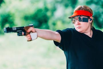 Sport shooting training